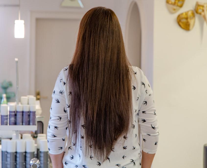 Haarverlaengerung / Extensions